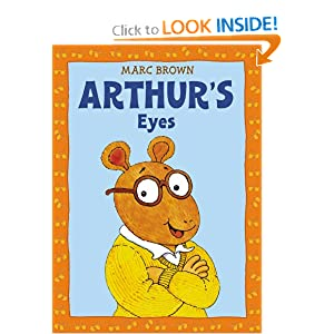 Arthur's Eyes: Book & CD