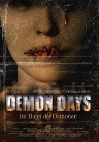 Demon Days - Im Bann der Dämonen