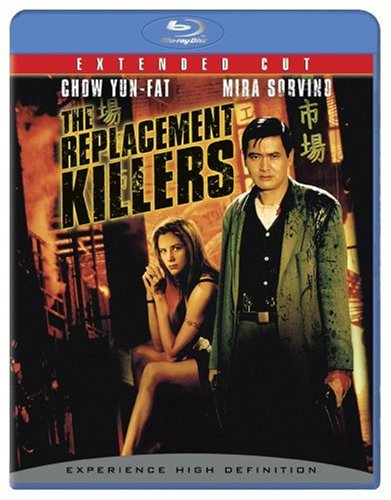 Cover art for  The Replacement Killers (Extended Cut) [Blu-ray]