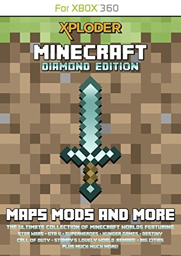 Xploder - Minecraft: Diamond Edition [Xbox 360] (Hunger Games Game Xbox 360 compare prices)