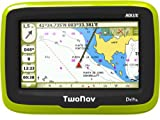 TwoNav Delta GPS Western Europe TOPO Pack  – Green/Black
