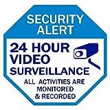 Video Surveillance Sign,