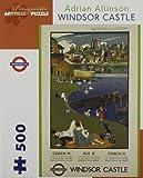 Windsor Castle: 500 Piece Puzzle