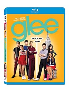 Glee : The Complete Fourth Season (Bilingual) [Blu-ray] (Sous-titres français)