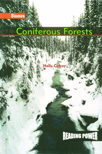 Coniferous Forests (Reading Power: Biomes) PDF