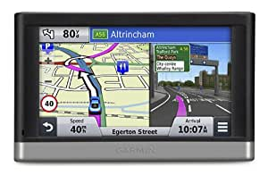 "Garmin nuvi 2577LT 5"" Sat Nav with UK and Full Europe and North America Maps and Free Lifetime Traffic Alerts"