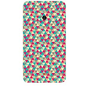 Skin4gadgets GEOMETRIC Pattern 32 Phone Skin for LUMIA 1320