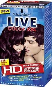 Schwarzkopf LIVE Color XXL Unlimited Gloss 888 Damson Wine