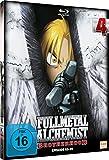 Image de Fullmetal Alchemist: Brotherhood - Volume 4 (Digipack im Schuber mit Hochprägung und Glanzfolie) (2