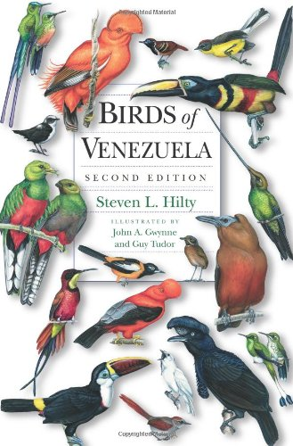 Birds of Venezuela Princeton Paperbacks