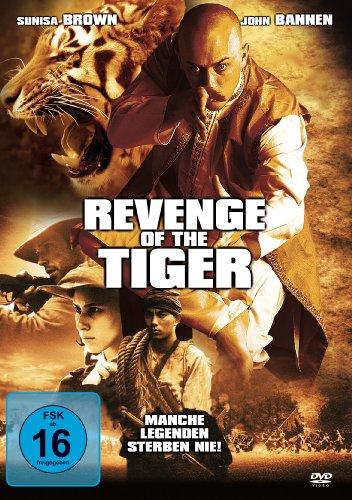 REVENGE OF THE TIGER [IMPORT ALLEMAND] (IMPORT) (DVD)