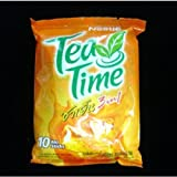 Thai Tea Instant Thai Iced Tea, Thai Iced Tea, Thai Tea Recipe, Make Thai Tea, Instant Iced Tea, Instant Green Tea, Instant Tea Powder, Lipton Instant Tea 3 In 1 - 35 Gm. Unit (Pack Of 10)