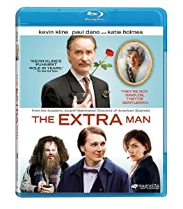 The Extra Man [Blu-ray]
