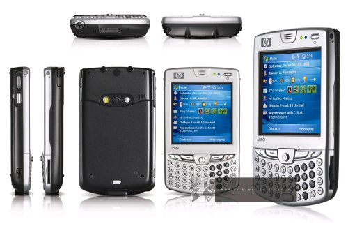 HP iPAQ HW6915 Mobile Messenger with Bluetooth and Camera (UK, QWERTY, GPS)