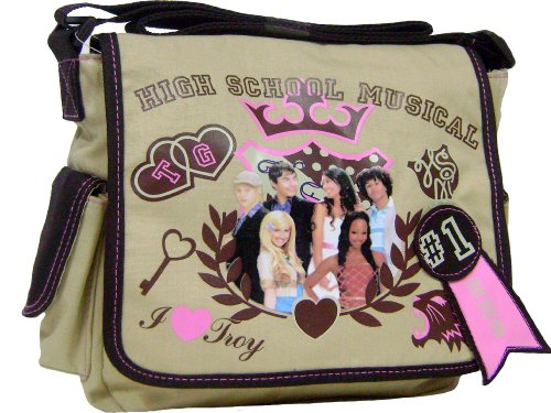 Messenger Bag High School Musical Tote