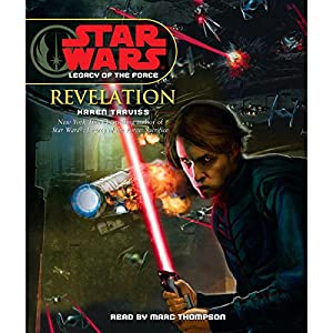 Star Wars: Legacy of the Force #8: Revelation Audiobook
