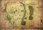 The Hobbit Poster Map of Middle Earth...