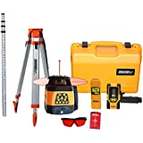 Johnson Level & Tool 99-008K Electronic Self-Leveling Horizontal and Vertical Rotary Laser System
