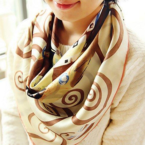 Autunno Inverno Womens Fashion eleganza Super Morbida sciarpa scialle Europa Street Style(cotone/lana/filo/seta)W-668