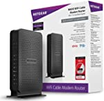 NETGEAR N600 Wi-Fi DOCSIS 3.0 Cable M...