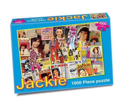 Jackie Magazine 1000 Piece Jigsaw Puzzle