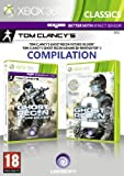 Tom Clancy's Ghost Recon Double Pack- Includes Ghost Recon Future Soldier & Advanced Warfighter 2 (Xbox 360)