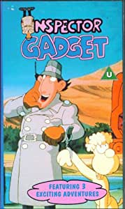 Inspector Gadget - 3 exciting adventures: Gadget's Roma
