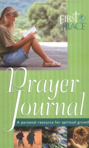 First Place Prayer Journal