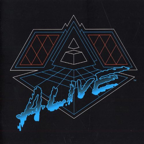 Daft Punk - Alive: 2007 (Live) - Zortam Music