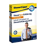 Software - SteuerSparErkl�rung 2016 f�r Selbstst�ndige (f�r Steuerjahr 2015)