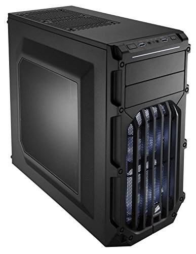 Krait Gaming PC (i5-6500, NVIDIA GTX 1060 3GB, 8GB RAM, 1TB HDD, Windows 10) Custom Build Gamers Tower Desktop Computer (Build An 8 Bit Computer compare prices)