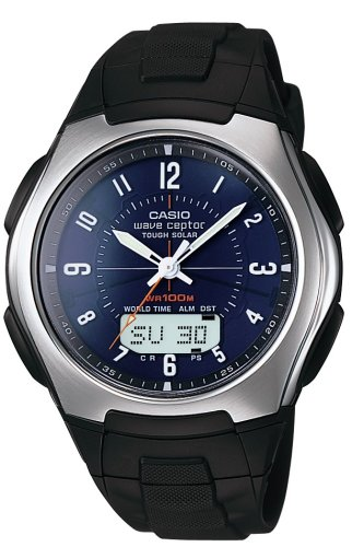 Casio Wave Ceptor Gents Watch - WVA-430U-1AVER