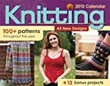 Knitting 2015 Day-to-Day Calendar Andrews McMeel Publishing