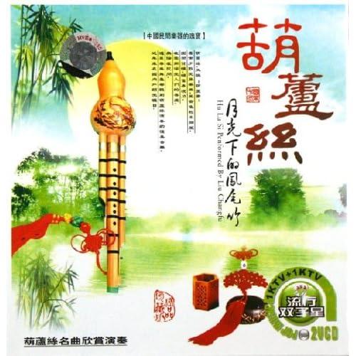 葫芦丝月光下的凤尾竹(2vcd)