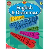 English & Grammar, Grade 6 (Brighter Child Workbooks)