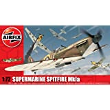 Airfix A01071A Supermarine Spitfire Mk1a 1:72 Scale Series 1 Plastic Model Kitby Airfix World War II...