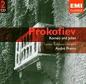 Romeo And Juliet (Previn)