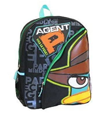Character Agent P Bags Backpack