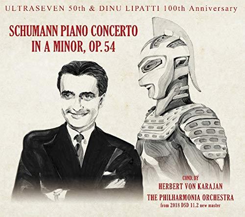CD : Schumann / Grieg / Lipatti, Dinu - Schumann & Grieg: Piano Concertos (HQCD Remaster, Japan - Import)