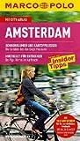 MARCO POLO Reiseführer Amsterdam mit Szene-Guide, 24h Action pur, Insider-Tipps, Reise-Atlas: Reisen mit Insider-Tips. Mit Cityatlas - Anneke Bokern