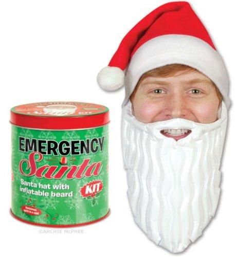 Accoutrements Emergency Santa Kit front-845483