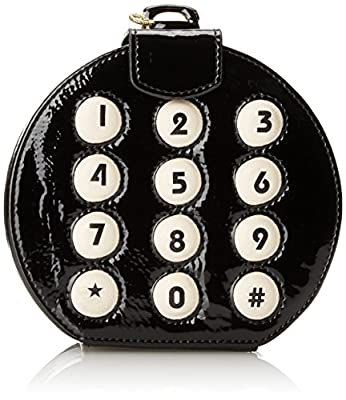 Betsey Johnson Evening Round Clutch