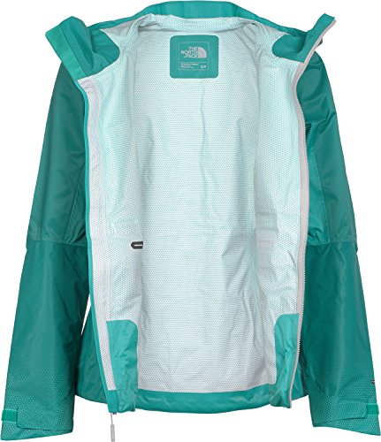 The North Face Fuseform Dot Matrix W Regenjacke green -