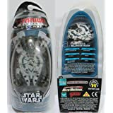 Star Wars Titanium Limited Die-Cast Episode 3 Millennium Falcon