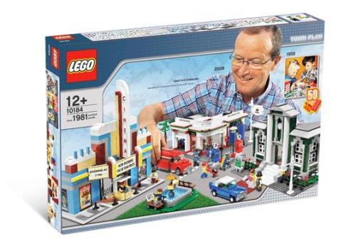 LEGO-Town-Plan