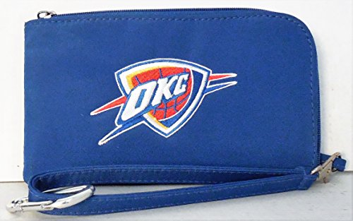 oklahoma-city-thunder-wristlet-shell-cellphone-wallet-by-littlearth