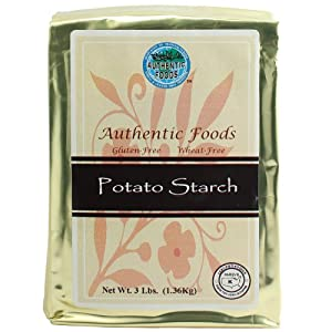 Authentic Foods Potato Starch - 3 lb by Authentic Foods