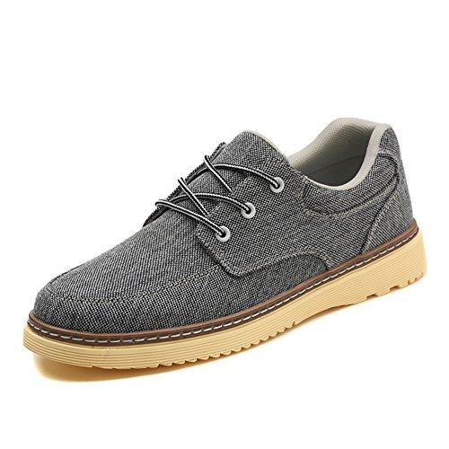 Fall chaussure respirante masculine /Sneakers haut bas/Chaussures de sport/Chaussures en toile