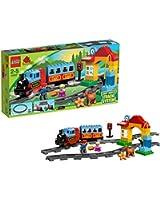 Lego Duplo Legoville - 10507 - Jouet de Premier Age - Mon Premier Train