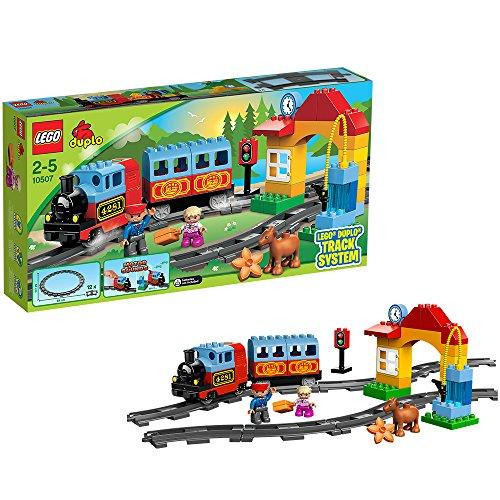 LEGO DUPLO LEGOville - Mon premier train - 10507